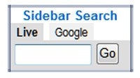 SidebarSearch