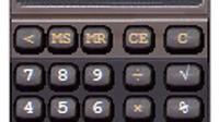 Гаджет Calculator