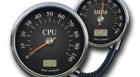 Classic CPU Meters